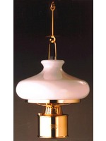 E.S. Sorensen Oil Lamps & Brass Lamps  Pendulus Lamp - ES501610 The Pendulus Lamp can be hung from the ceiling or used as a table lamp.